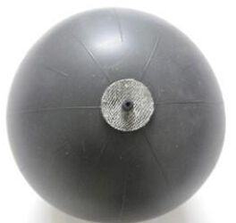 Volleyball Rubber&Butyl Rubber Bladder