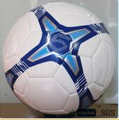 Machine Stiched Sewing PVC Leather  Football,Soccer